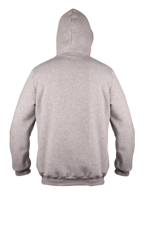 Толстовка KANO Style 320 M цвет: серый меланж купить оптом,