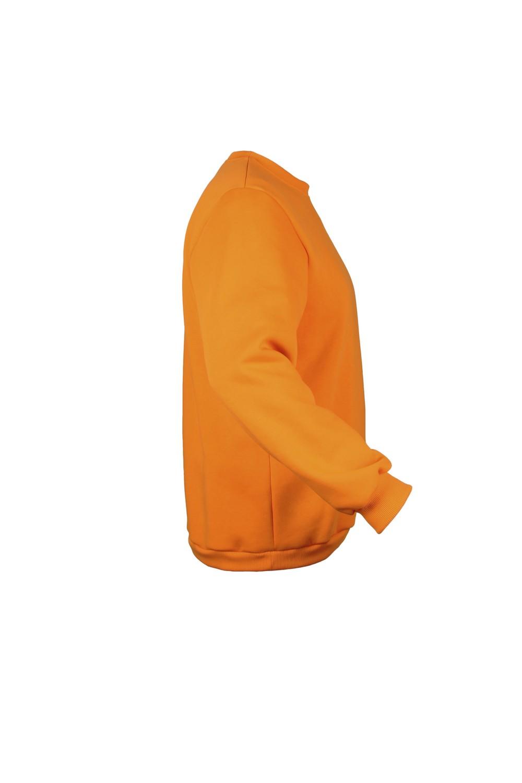 Свитшот  KANO Warm 320 M оранжевый купить оптом,