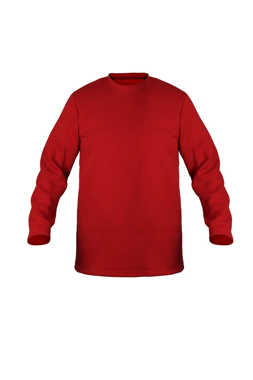 Свитшот  KANO Comfort 260 M красный купить оптом,