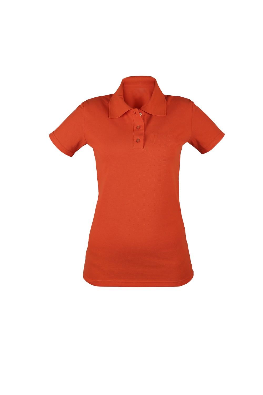 Рубашка-поло KANO WP оранжевая купить оптом,
