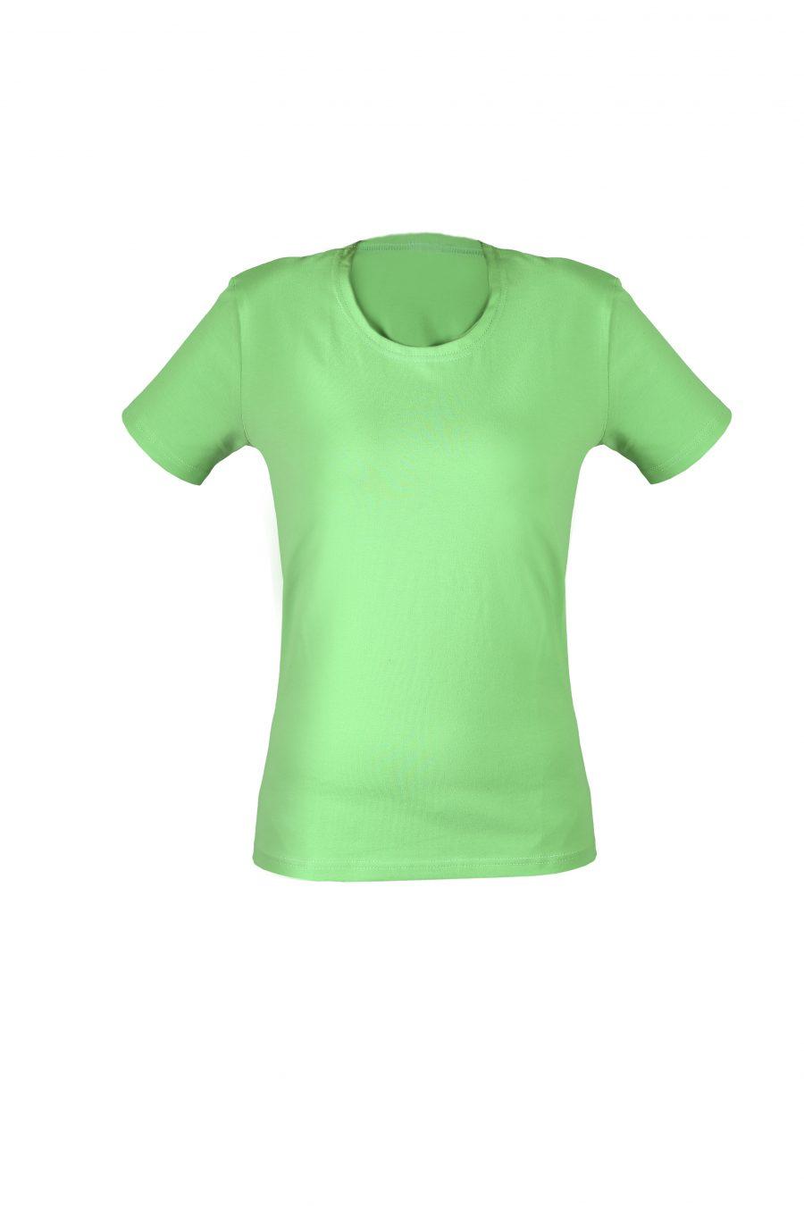 Футболка KANO Stretch W цвет: зеленое яблоко купить оптом,