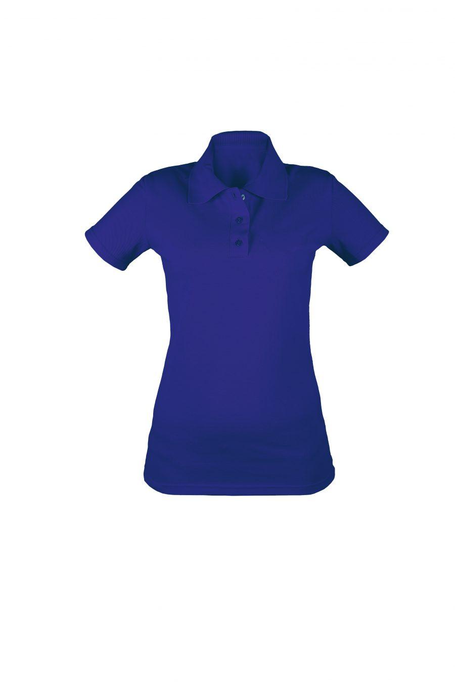 Рубашка-поло KANO WP васильковая купить оптом,