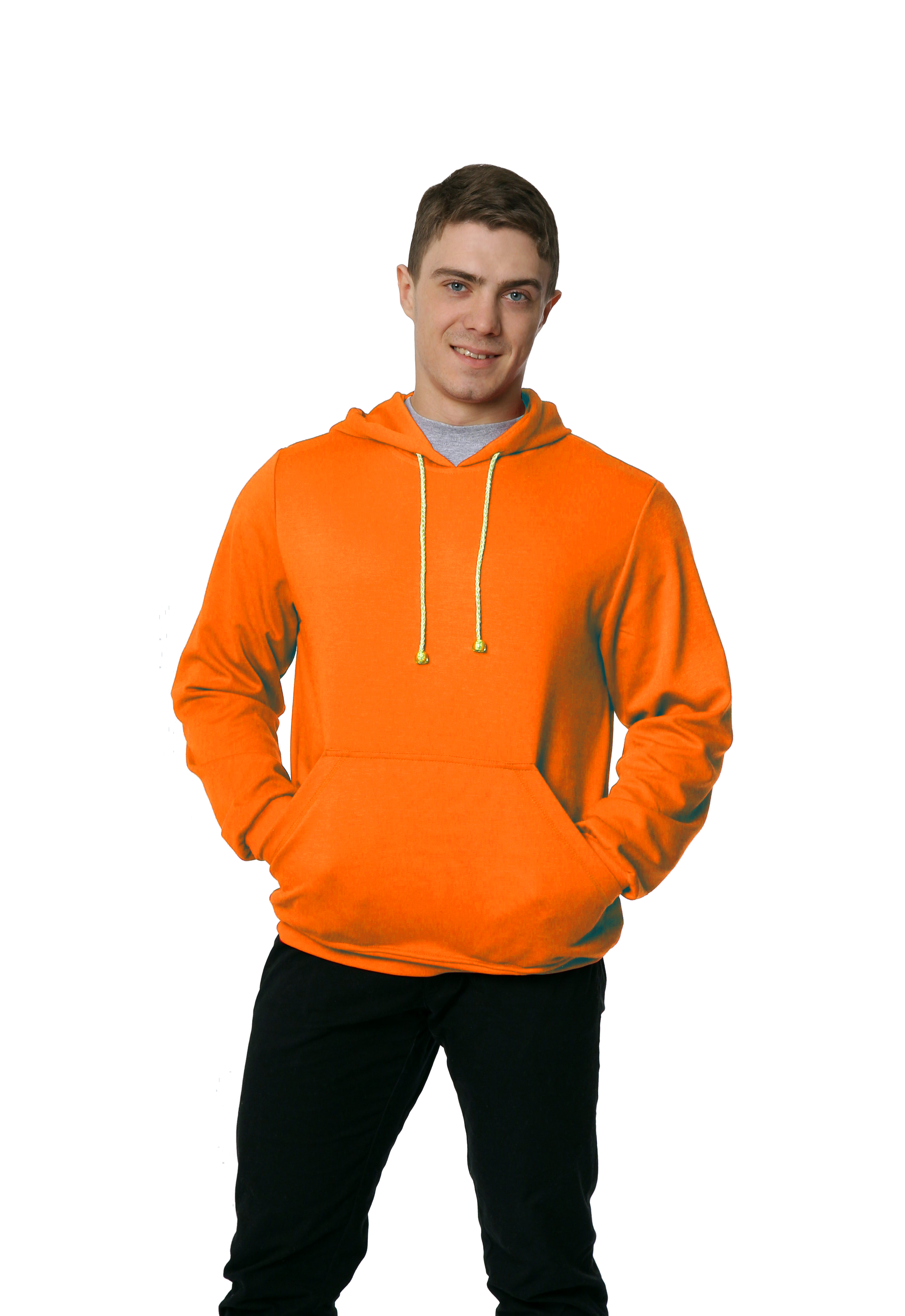 Толстовка KANO Style 320 M оранжевая купить оптом,