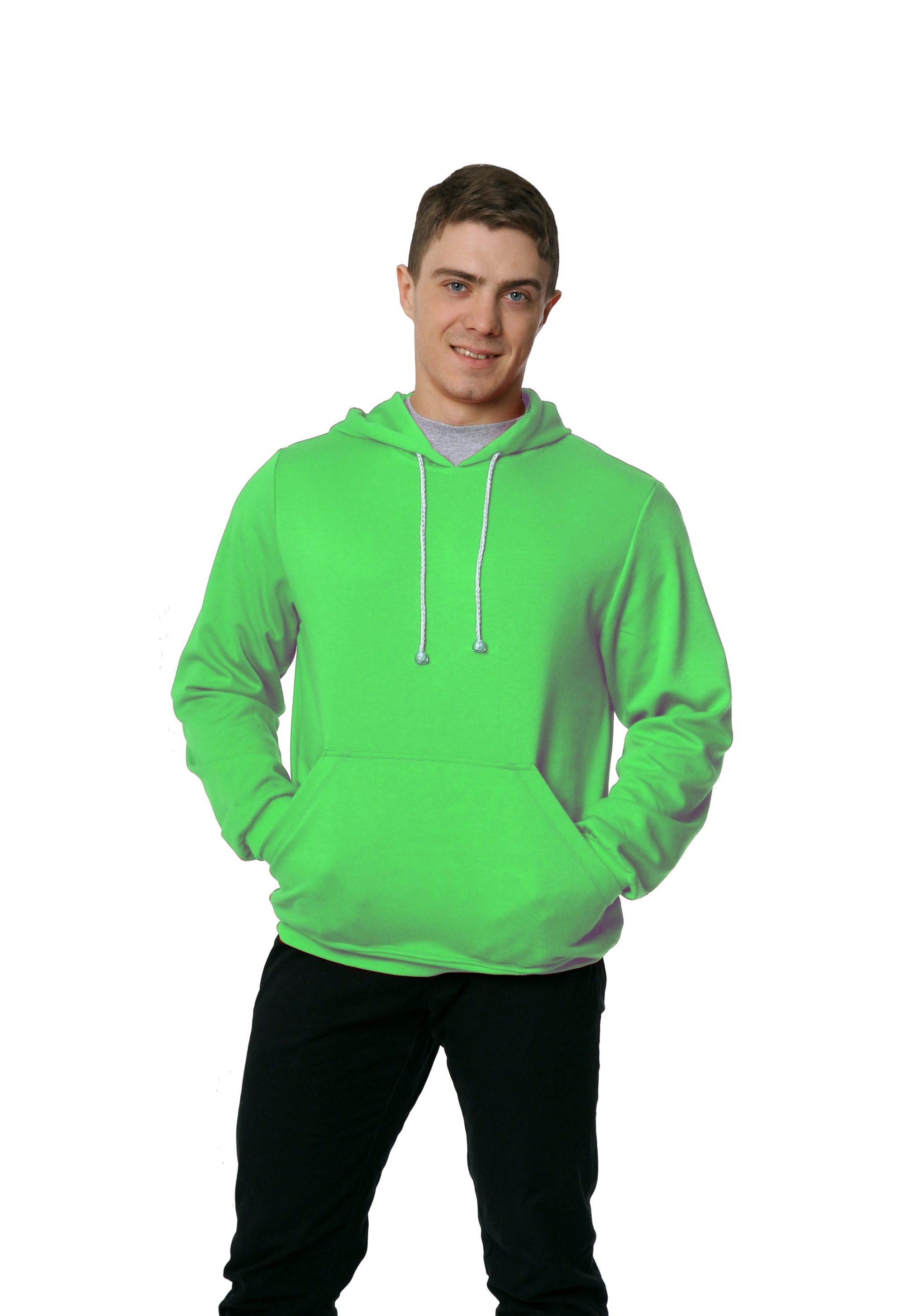 Толстовка KANO Style 320 M цвет: зеленое яблоко купить оптом,